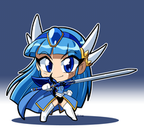Chibi Umi by rongs1234