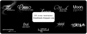 10 Icon Textures - 1 (bloodbonds.blogspot.com) by pretenditsfine
