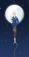 Jack Frost by pikaonix