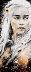 Mother of Dragons by kaethor