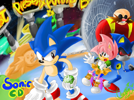 Sonic CD contest by Eversgreen13