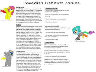 Swedish Fishbutt Species guide by Strawberry-T-Pony