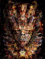 Ayahuasca Daemon by TheoHoldt