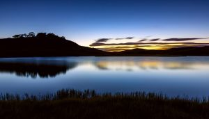 Sunrise - Pretty Valley Pondage by MarkLucey