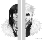 Black and White by whispwill