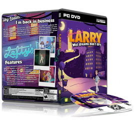 Leisure Suit Larry - Wet Dreams Don't Dry by arcangel33