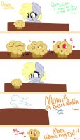 Muffin by BronyCooper