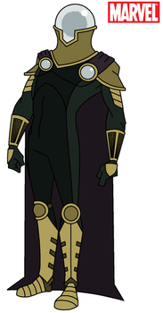 Marvel - Mysterio 2014 by HewyToonmore