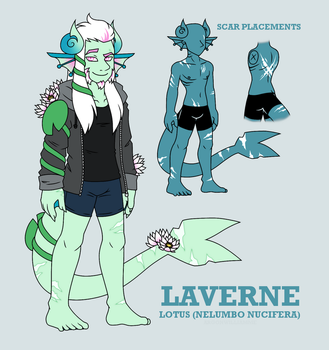 Laverne [with a proper bio as well :'D] by ArgonWilliamme
