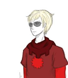 God tier Dave Strider by Aerotyl