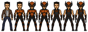 The Wolverine - Logan Howlett by micro266