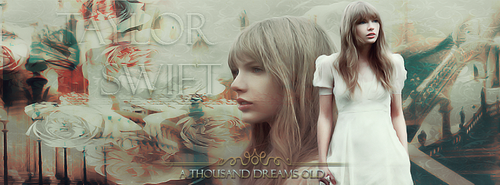 Taylor Swift Portada. by AThousandDreamsOld
