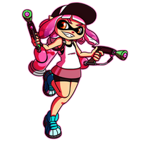 Crafty Concoction: Inkling Girl by DrCrafty