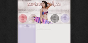 free design ft. Barbara Palvin by designsbyroth
