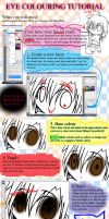 Eye colouring tutorial by leo22334455