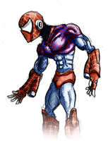Spiderman by LordRoc