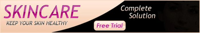 Free Skin Care Animated Banner Design by xhzad