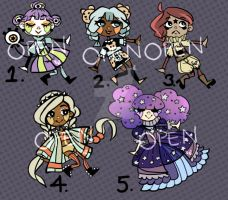 ADOPTS 2 OPEN REDUCED [5/5] by chocoanillaberry