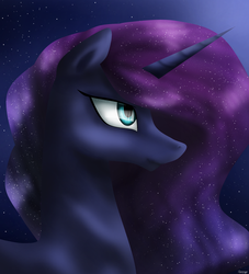 Luna by iSeppe
