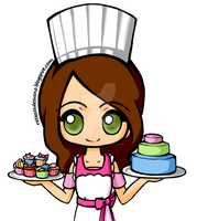 ''Chibi cook'' |ORIGINAL by Lucia-95RduS