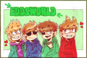 Eddsworld Gang by rainbow223