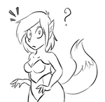 TUMBLR: Ask Elora the Faun by GutsOpossum