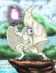 Rainsha, the Guardian of Life by RenDragonClaw