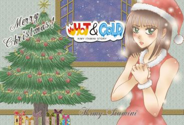 Kimy Itamini wishes a Merry Christmas! by Marisol-Maryline