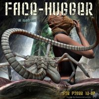 Alien Face hugger, by Summoner by FantasiesRealmMarket