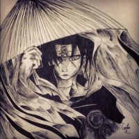Itachi by yummycucumbers