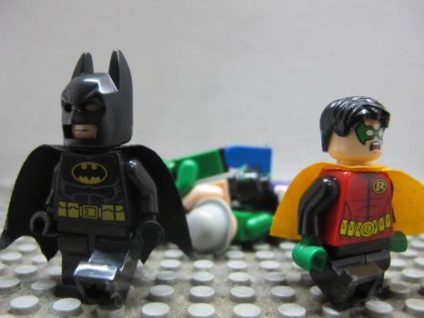 [Lego Batman] Attack of the Bat by Spicy-A