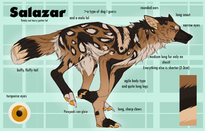 Salazar - Reference Sheet by KingDiesel