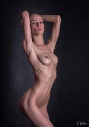 nude figure by philippe-art