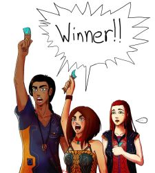 My Silly Winners by R1NG0TEA