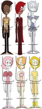 [ADOPT] 6 PEARLS (10 POINTS EACH) [OPEN] by UltimateQuick