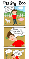 Petting Zoo by luckey09