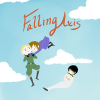 Falling Axis by ApocalypticQuartet