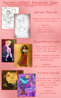 2015 Commission Sheet Version 1 by feathers-Ruffled