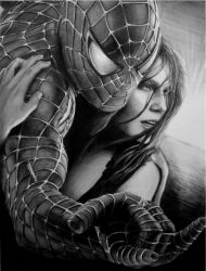 Spiderman by Y-LIME