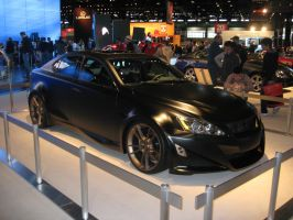 matte finished lexus LS by reika7