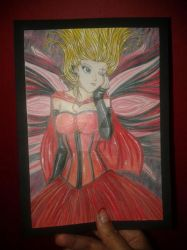 Red Fairy by Aya-Creuset