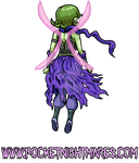 Assassin Sylph from Behind by phoenixignis