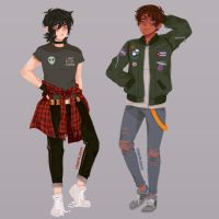 Klance by canniblanch