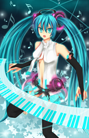Miku append by e-ien