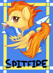 Wonderbolts: Spitfire by Chiweee
