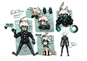 EKIIBO [reference] by Echacharpe