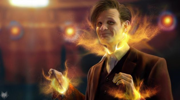 Elevens hour is over, the clock is striking twelve by spidermonkey23