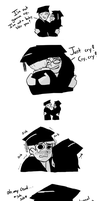 emotional graduation by DonnyAnne