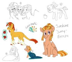 Sunshine Breeze Bio by KaylasCorner