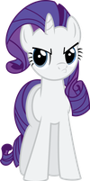 Rarity is MAD by MrCbleck